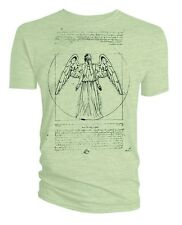 Doctor Who Virtuvian Weeping Angel T-Shirt Medium