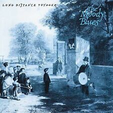 Long Distance Voyager [Expanded] by The Moody Blues (CD, Nov-2008, Decca)