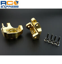 Hot Racing Axial SCX10 II 2 Brass Heavy Metal Front Knuckles SCXT21HM