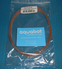A3302PK  AQUA PRODUCTS AQUABOT DRIVE BELTS - SET OF 2 - OEM