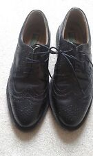 ROGERS BLACK LACE UP SHOES SIZE 10.5