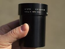 Angenieux No3 G=75  Vintage Lens Cell