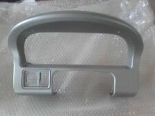 MGTF MGF (new) SILVER DASHBOARD FASCIA BEZEL TRIM FAP100990LH (GT MG SPARES LTD)