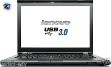 Lenovo ThinkPad T430, i7 3520M 2.9 GHz, HD+ 1600 x 900 14,1 PULGADAS, Webcam