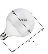 LED E27 15W 1300LM 38 SMD warmweiss Leuchtmittel Spot Birne Leuchte