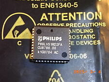 P89LV51RD2FA Philips 8-bit Microcontroller with Flash and RAM PLCC-44
