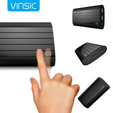 Vinsic 20000mAh Power Bank USB Battery Charger for iPhone 7 6s Xiaomi MIX Note 2