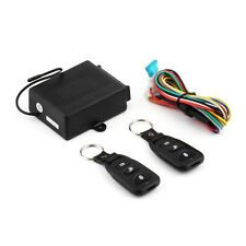 Universal Car Auto Remote Central Kit Door Lock New With Remote Controllers