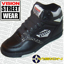 Vision Street Wear MS17000 Skateboard Shoes  - UK 6  / USA 7 - Original 80s