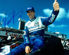 Damon HILL Signed Rothmans Renault Autograph F1 10x8 Photo AFTAL COA RARE