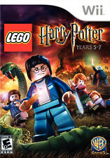 LEGO Harry Potter: Years 5-7 WII New Nintendo Wii
