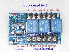 AC 12V-18V 2.1CH 3 Channel 10A Speaker Delay Protection Board fit BTL Circuit