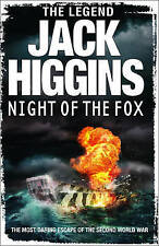 Night of the Fox by Jack Higgins (Paperback, 2012) New Book
