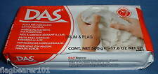 DAS - MODELLING CLAY - WHITE - AIR HARDENING 500g. MODEL MATERIAL.