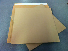 """1000 Record Mailers + 2000 Cardboard Stiffeners - 12"""" - Free Delivery"""
