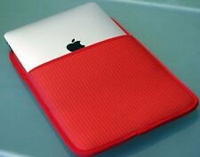 Speck Products Apple iPad PixelShield Hard Carry Sleeve, Red, IPAD-PXSD-A07A08