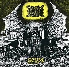 Napalm Death 'Scum' Black Vinyl - NEW FDR Full Dynamic Range