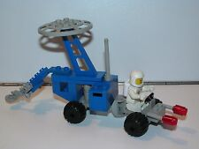 LEGO SPACE No 6844 SEISMOLOGIC VEHICLE 100% COMPLETE 1980s (NO INSTRUCTIONS)