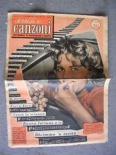 TV SORRISI e CANZONI # 17 - 13 SETTEMBRE 1953 - SOFIA LOREN