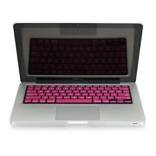"""REDUCE OVERHEAT ! PINK Silicone Keyboard Cover for Macbook Pro 15"""" A1286"""
