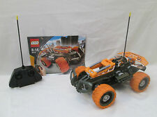Lego Racers - 8676 Sunset Cruiser - RC Radio Control