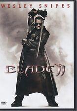 DVD - Blade II  - Wesley Snipes / #5456