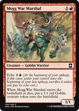 MOGG WAR MARSHAL Eternal Masters MTG Red Creature — Goblin Warrior Com