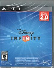 Disney Infinity 2.0 Playstation 3 PS3 GAME ONLY Marvel Heroes NO FIGURES OR BASE