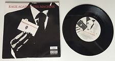"RAGE AGAINST THE MACHINE - Guerrilla Radio 7"" LIMITED VINYL Prophets Of Rage"