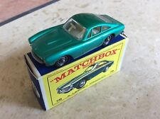 MATCHBOX REGULAR No.75b FERRARI BERLINETTA, BOXED,