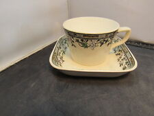 antique minton  cup and plate