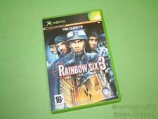 Tom Clancy's Rainbow Six 3 Microsoft XBox (Original) Juego-Ubisoft