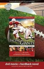 Cu Facing the Giants Book and DVD