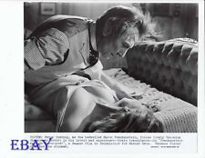 Peter Cushing Veronica Carlson sexy VINTAGE Photo Frankenstein Must Be Destroyed