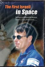 The First Israeli in Space (DVD, 2003) Colonel Ilan Ramon Israel's 1st Astronaut