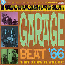 Garage Beat '66, Vol.7: That's How It Will Be! - Various NEW CD $2.50 post in Oz