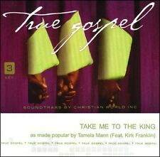 Tamela Mann - Take Me To The King - Accompaniment CD New