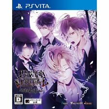 PS Vita DIABOLIK LOVERS MORE,BLOOD LIMITED V EDITION Japanese from Japan
