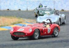 1958 Devin SS Vintage Classic Race Car Photo CA-1274