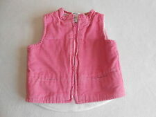 Baby Girls Clothes 3-6 Months -Cute  Gap Bodywarmer Jacket - We Combine Postage