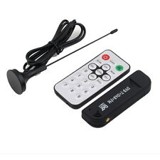 RTL2832U+R820T DVB-T USB Digital TV Tuner Receiver Support SDR F.Laptop PC AO