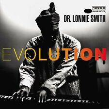 Evolution - Lonnie Smith (2016, CD NIEUW)