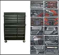 266 US PRO Tool Chest Box Snap It Up cabinet toolbox + tools FINANCE AVAILABLE !