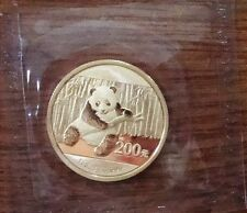 2014 China 1/2oz gold panda coin