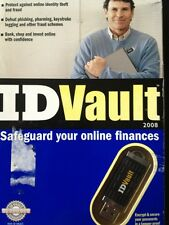 ID Vault by GuardID Safeguard Your Online Finances Brand New!!