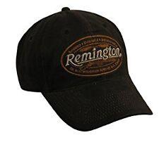 Outdoor Cap Remington Logo Cap Brown Wax Cotton