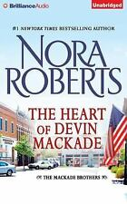 The MacKade Brothers: The Heart of Devin MacKade 3 by Nora Roberts (2015, CD,...