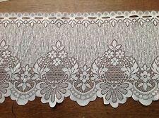 brise bise cantonnière rideaux à décor vendu au mètre B5