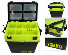 SEA FISHING TACKLE SEAT BOX RODDARCH SEA MAX GENUINE HIGH QUALITY PRODUCT!
