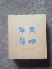 Eames Stamp Kit  -  SUPER RARE Collectors item, BNIB